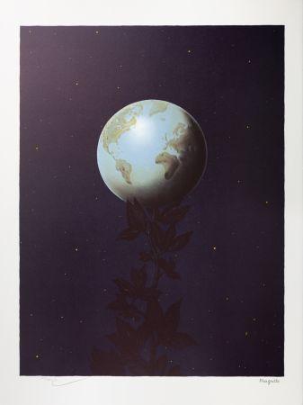 リトグラフ Magritte - Le Grand Style