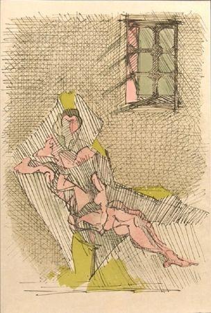 挿絵入り本 Villon - Le Grand Testament de François Villon