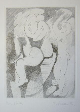 彫版 Beaudin - Le Jongleur 1