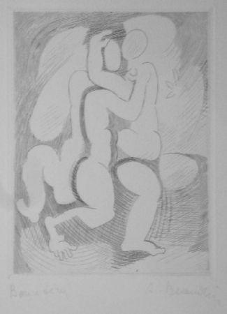 彫版 Beaudin - Le Jongleur 2
