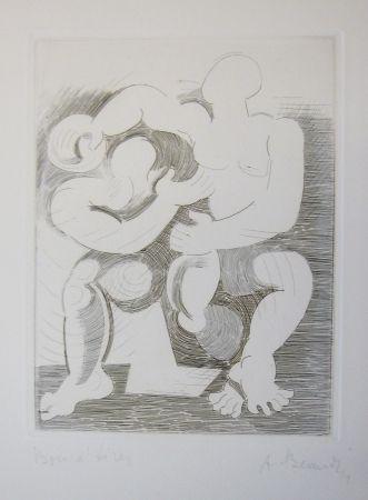 彫版 Beaudin - Le Jongleur 3