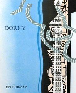 挿絵入り本 Dorny - Le rêve de l'architecture