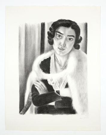 リトグラフ Matisse - Le renard blanc