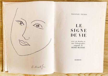 技術的なありません Matisse - Le Signe de Vie
