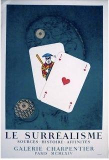 リトグラフ Ernst - Le Surrealisme