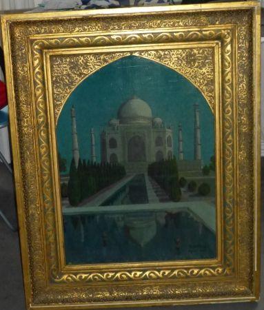 技術的なありません Amiguet - Le Taj Mahal ,1932