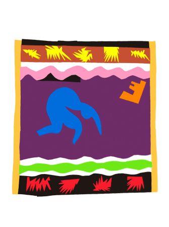 リトグラフ Matisse - Le Toboggan (Toboggan)