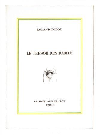 挿絵入り本 Topor - Le Trésor des dames