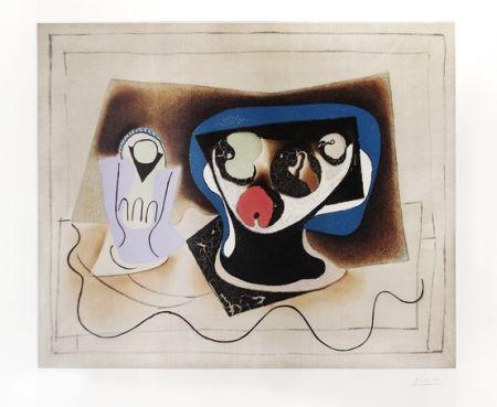 彫版 Picasso - Le Verre d'Absinthe