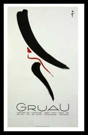 掲示 Gruau - L'ELEGANTE