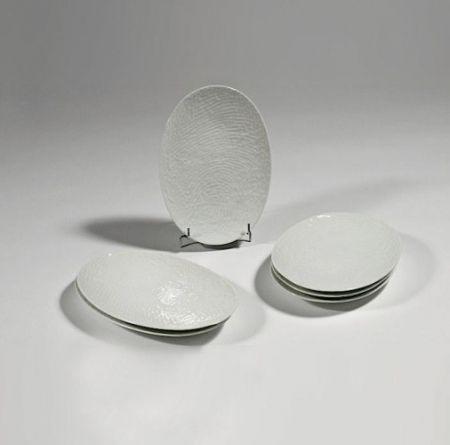 多数の Cesar - L'Empreinte Digitale (White)