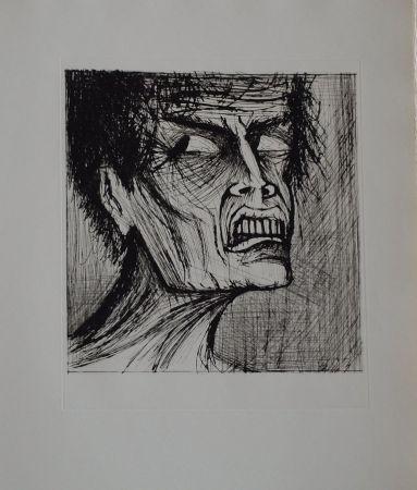 リトグラフ Buffet - L'enfer de Dante / Angélo