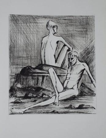 ポイントーセッシュ Buffet - L'enfer de Dante / Deux Damnés
