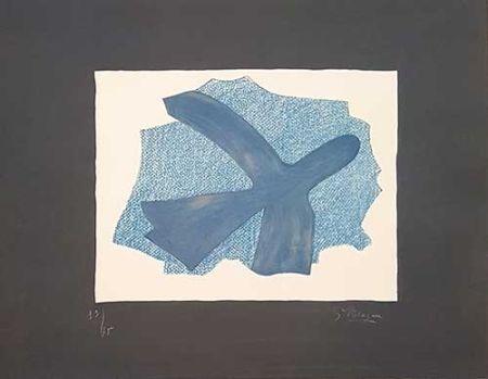 リトグラフ Braque - L'envol