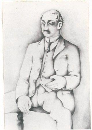彫版 Hamilton - Leopold Bloom