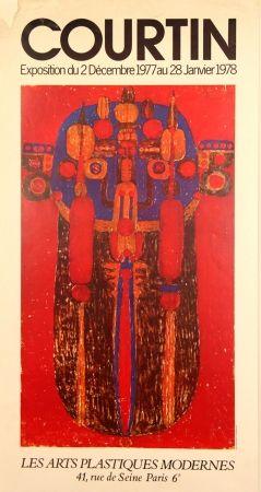 オフセット Courtin - Les Arts Plastiques Modernes