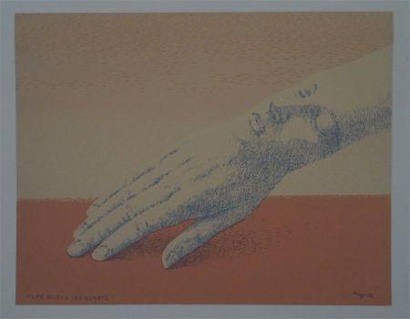 リトグラフ Magritte - Les Bijoux indicrets