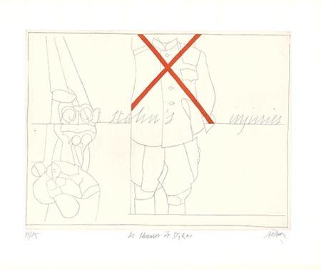 彫版 Adami - Les blessures de Staline / Stalin's Injuries