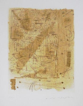 リトグラフ Masson - Les europhages 2