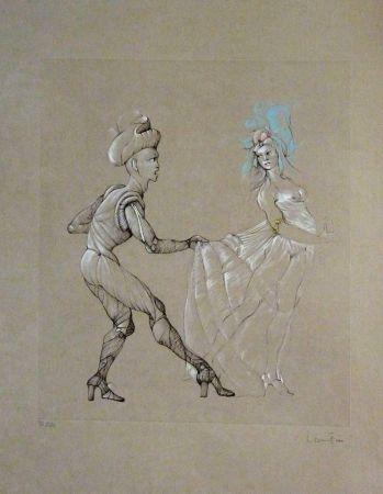 リトグラフ Fini - Les Femmes