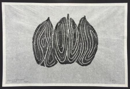 エッチング Ubac - Les Fruits II