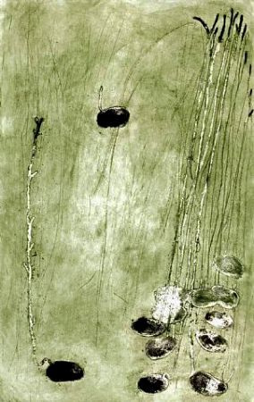 エッチング Barcelo - Les Germes
