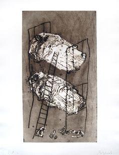 彫版 Barcelo - Les lits