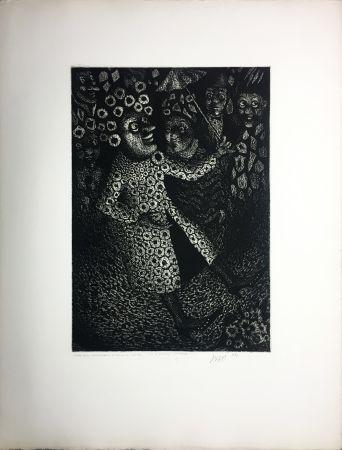 アクチアント Avati - Les Ridicules (planche n° 2) (1951)