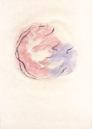 エッチングと アクチアント Fautrier - Les seins et le sexe (Fautrier l'enragé)