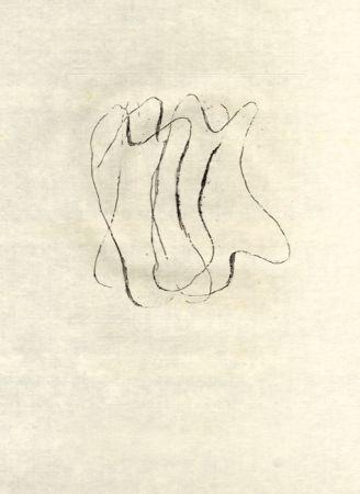 エッチング Fautrier - Les torses nus (fautrier l'enragé)