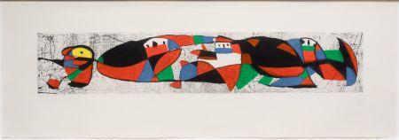 技術的なありません Miró - Les Troglodytes I