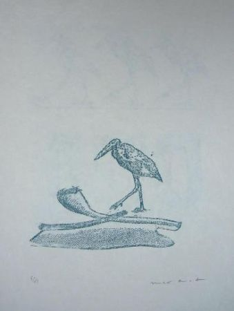 リトグラフ Ernst - Lewis Carroll's Wunderhorn 19