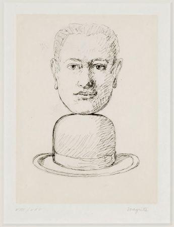技術的なありません Magritte - L'Homme au chapeau Melon
