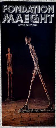 オフセット Giacometti - L'Homme qui Marche