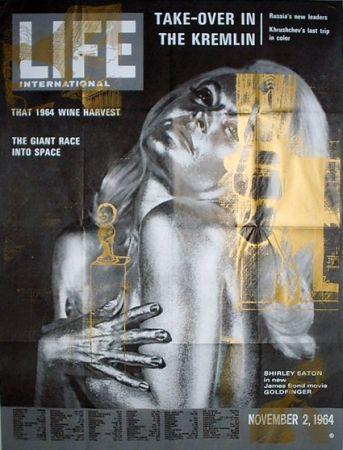 シルクスクリーン Trockel - Life 3