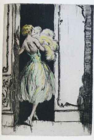 挿絵入り本 Icart - L'ingénue libertine