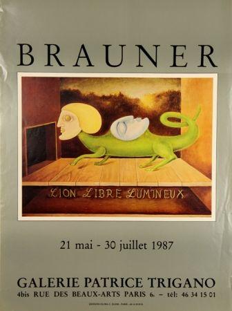 オフセット Brauner - Lion Libre et Lumineux