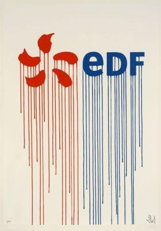 シルクスクリーン Zevs - Liquidated EDF