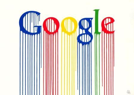 シルクスクリーン Zevs - Liquidated Google