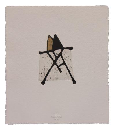 エッチングと アクチアント Baroja-Collet - Lisboa Iii