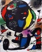 リトグラフ Miró - Litho 4  (1260)