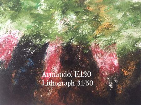リトグラフ Armando - Lithograph