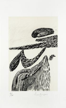 リトグラフ Bourgeois - Lithographie II