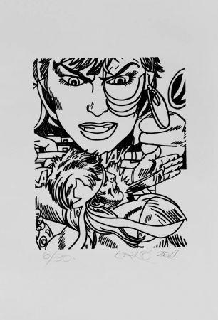 リトグラフ Erro - Lithographie originale / Original lithograph