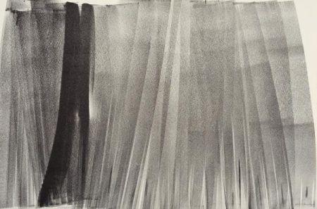 リトグラフ Hartung - Lithographie originale. Signée.