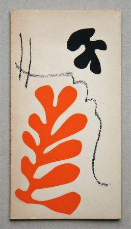 挿絵入り本 Matisse - Lithographies Rares