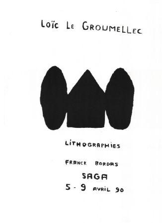 リトグラフ Le Groumellec - Lithographies SAGA