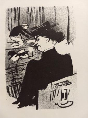 挿絵入り本 Toulouse-Lautrec - Lithographs