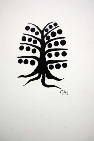 リトグラフ Calder - Litografia Original Derriere Le Miroir - 1971