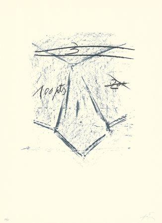 リトグラフ Tàpies - Llambrec-12